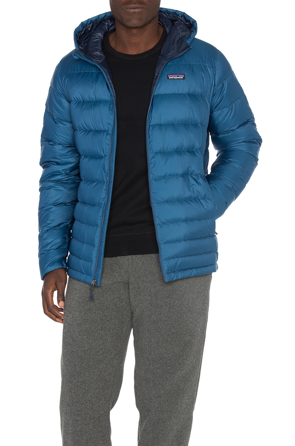 Hi-Loft Down Sweater Hoody by Patagonia