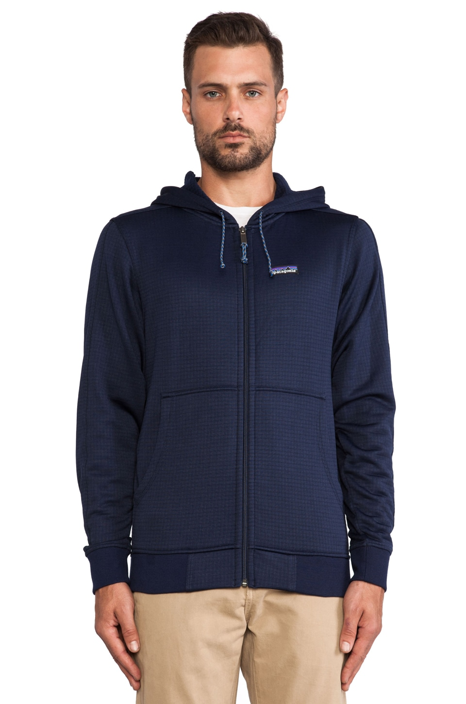 Patagonia Upslope Hoody in Classic Navy