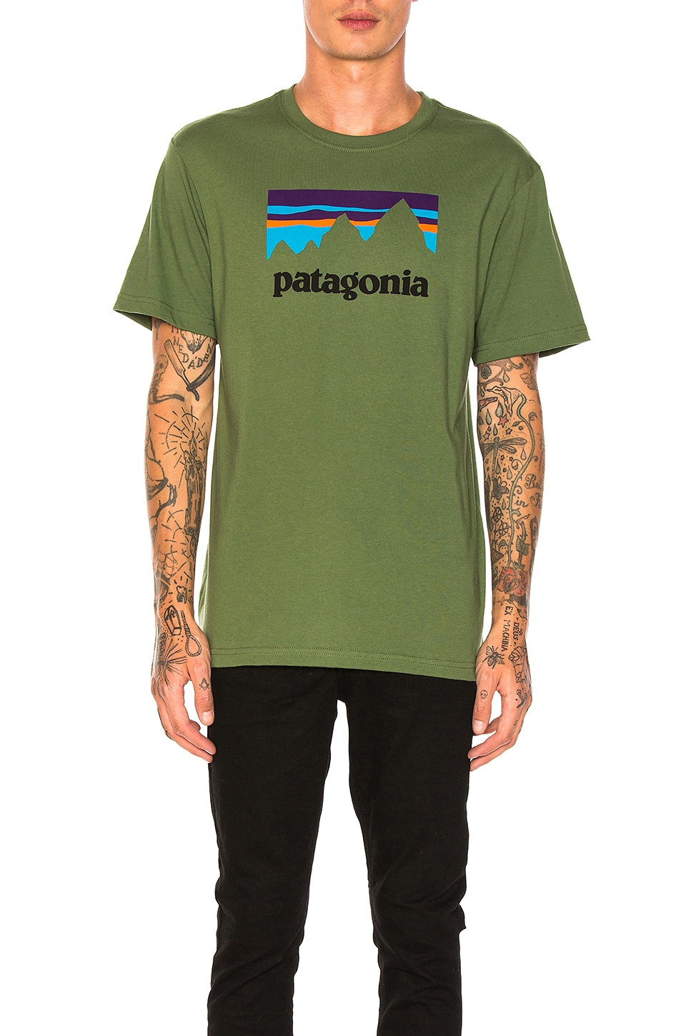Shop Sticker Tee by Patagonia