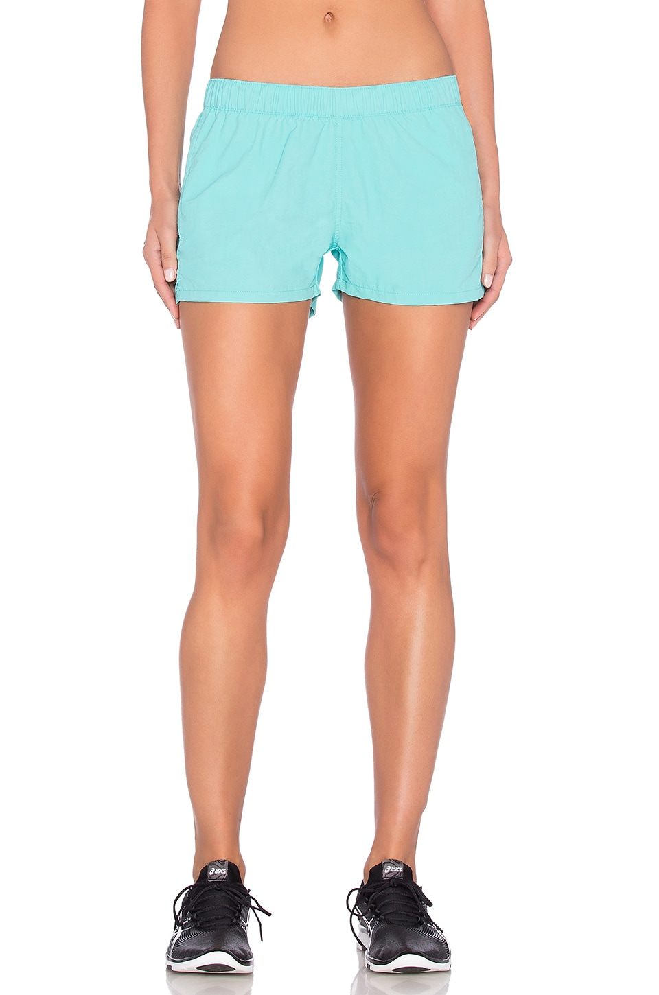 Patagonia Barely Baggies Shorts in Howling Turquoise