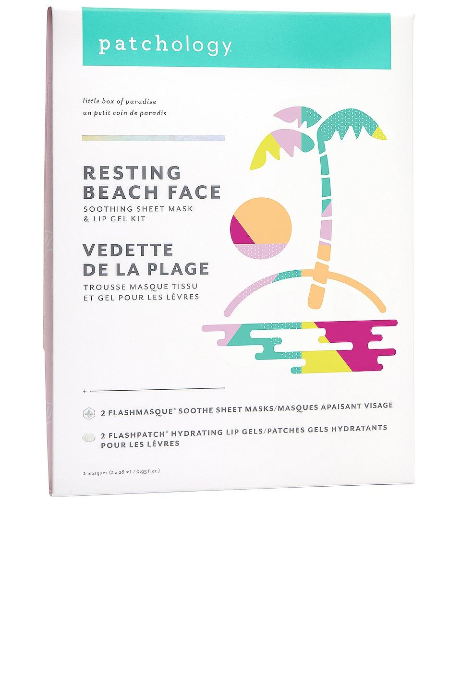 Patchology KIT MASQUE RESTING BEACH FACE