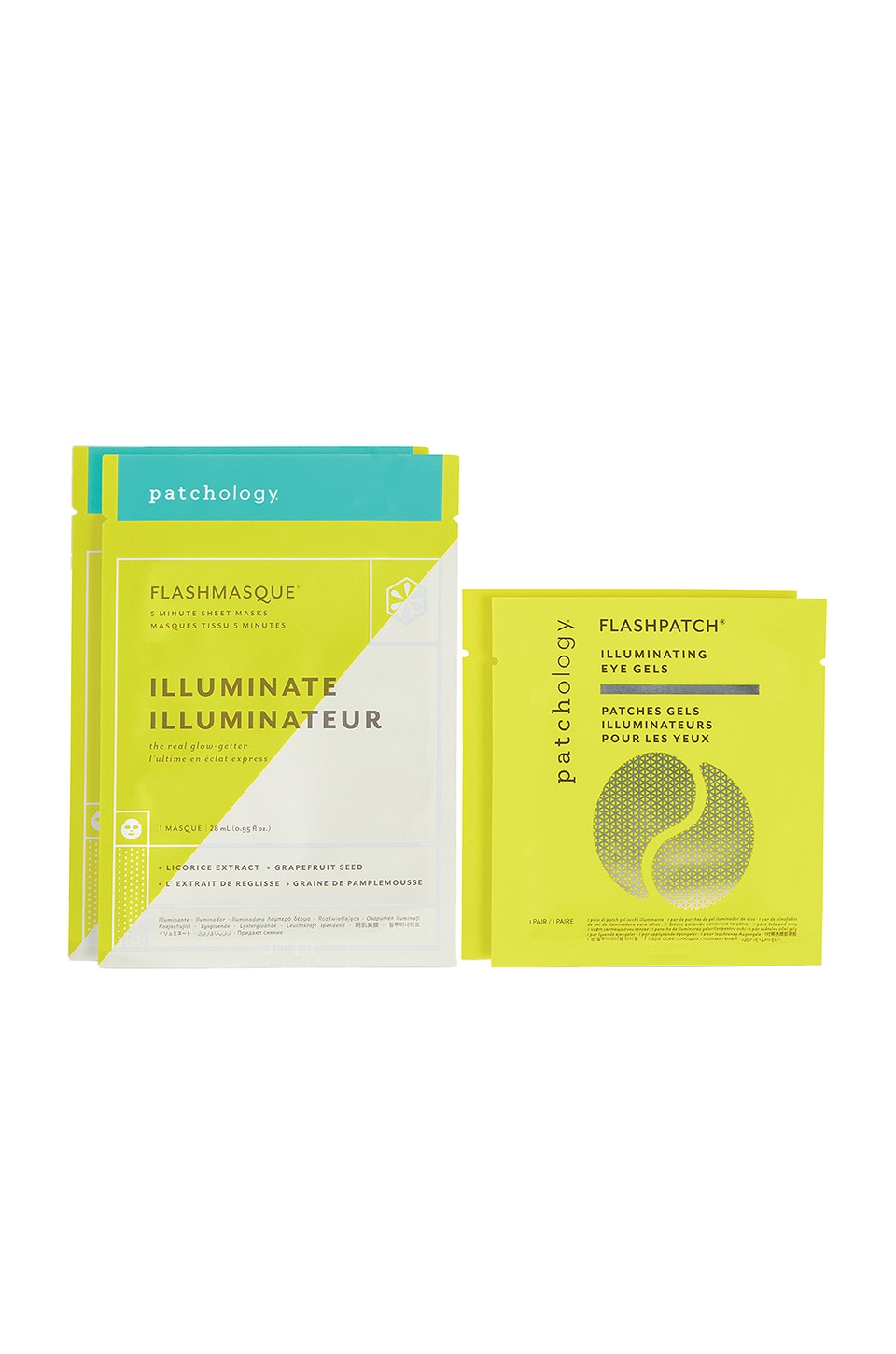 Patchology KIT MASQUE ALL IS BRIGHT