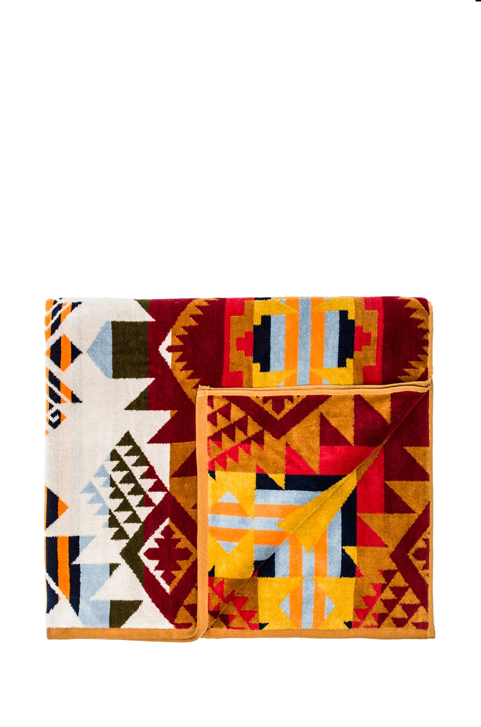 Pendleton Oversized Towel in Journey West