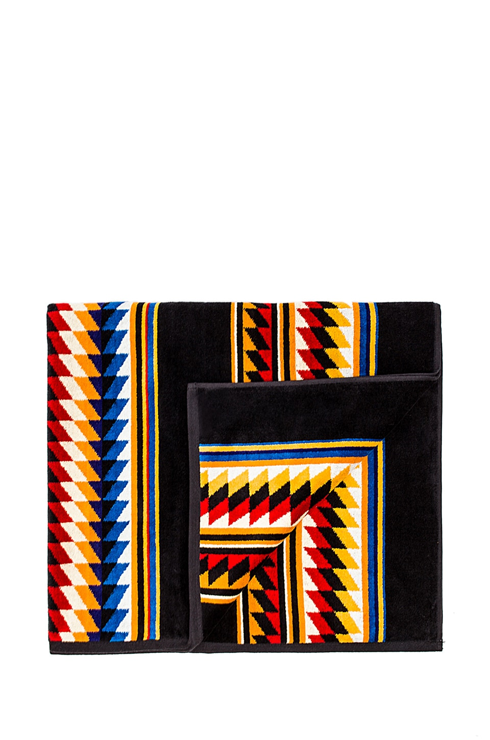 Pendleton Oversized Towel in Suwanee Stripe