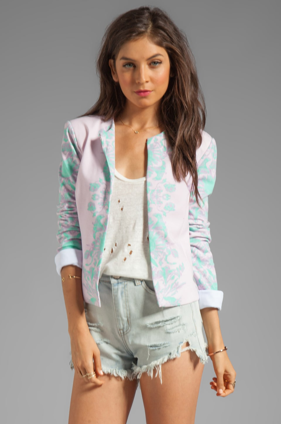 Pencey Cocktail Jacket in Pink