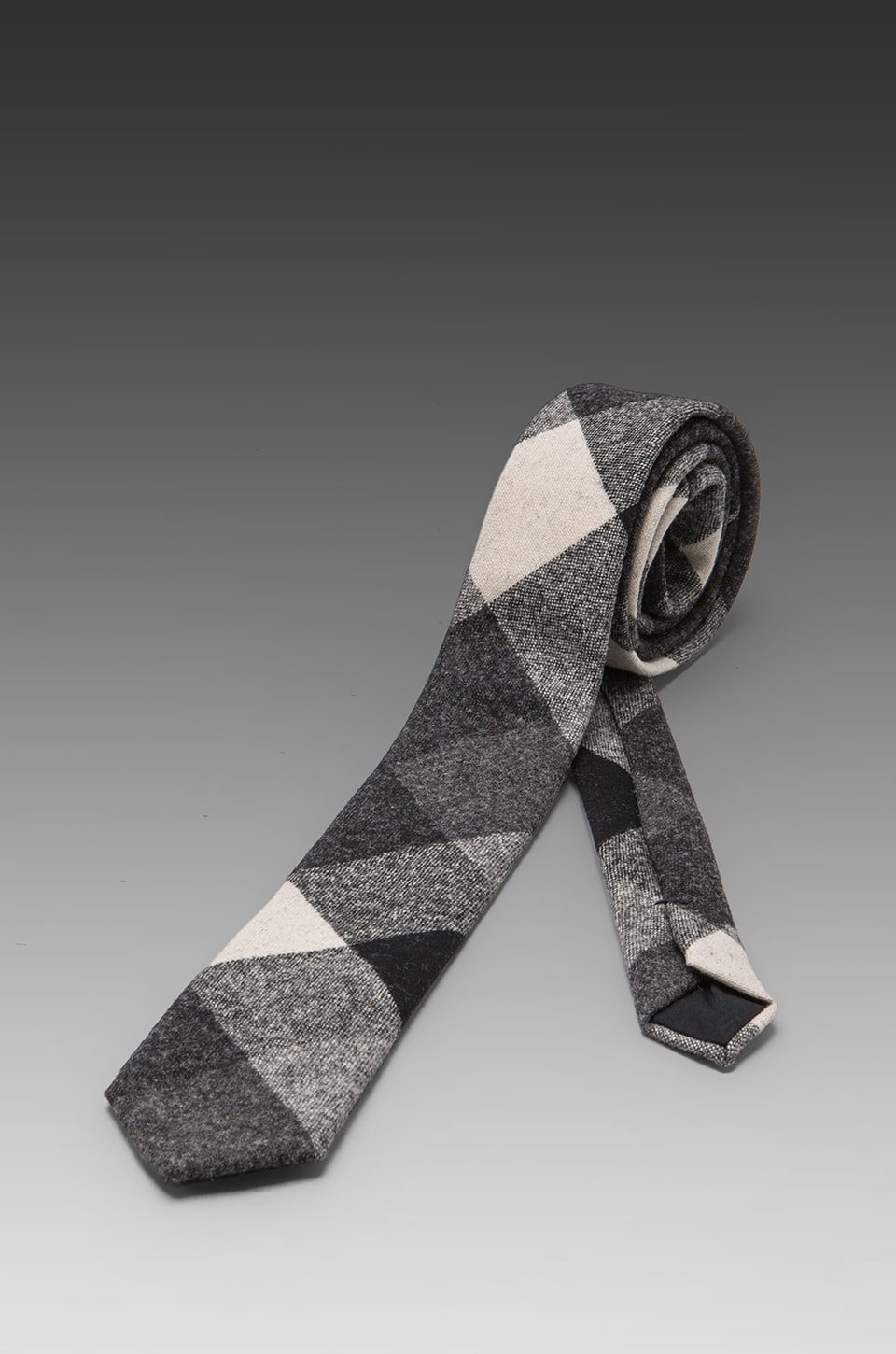 The Portland Collection by Pendleton Malheur Tie in Cascadia Plaid