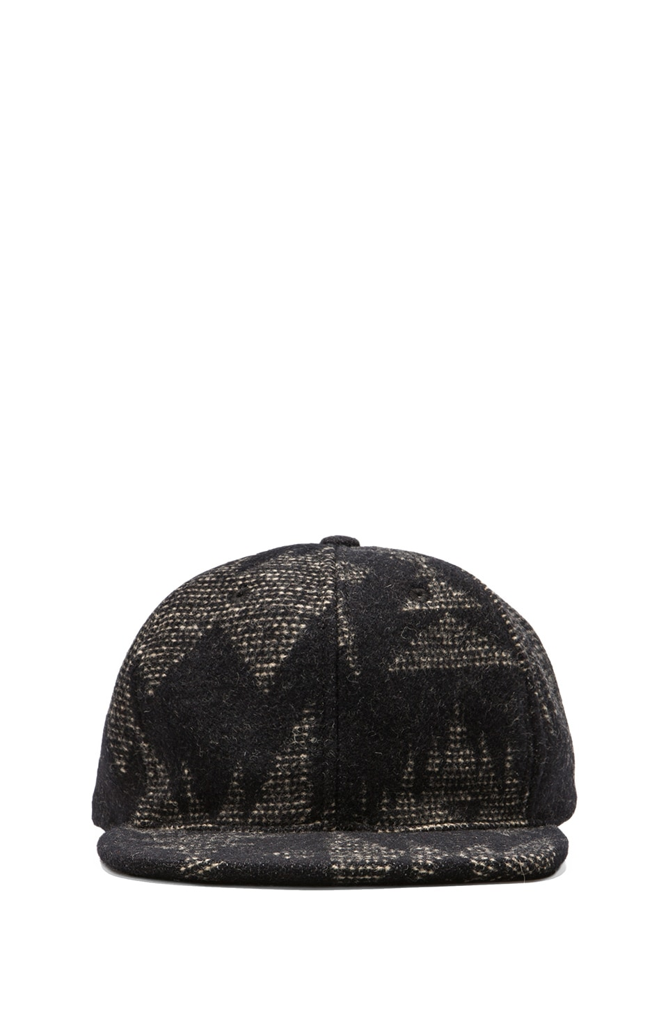 The Portland Collection by Pendleton Prineville Cap en Black Sonora