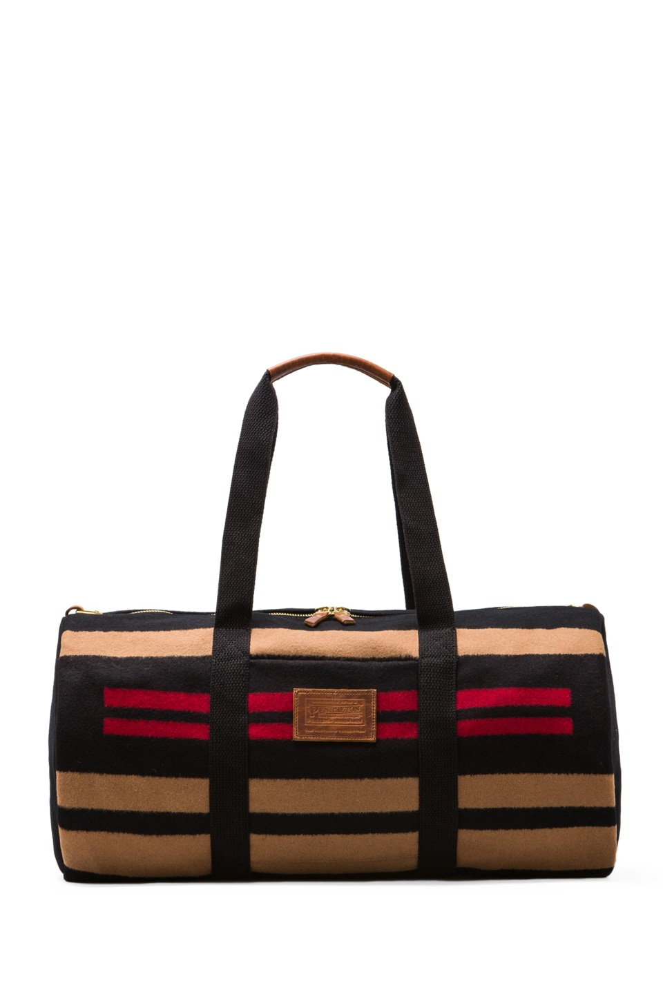 The Portland Collection by Pendleton Lonerock Duffel Bag in Pinyon Stripe