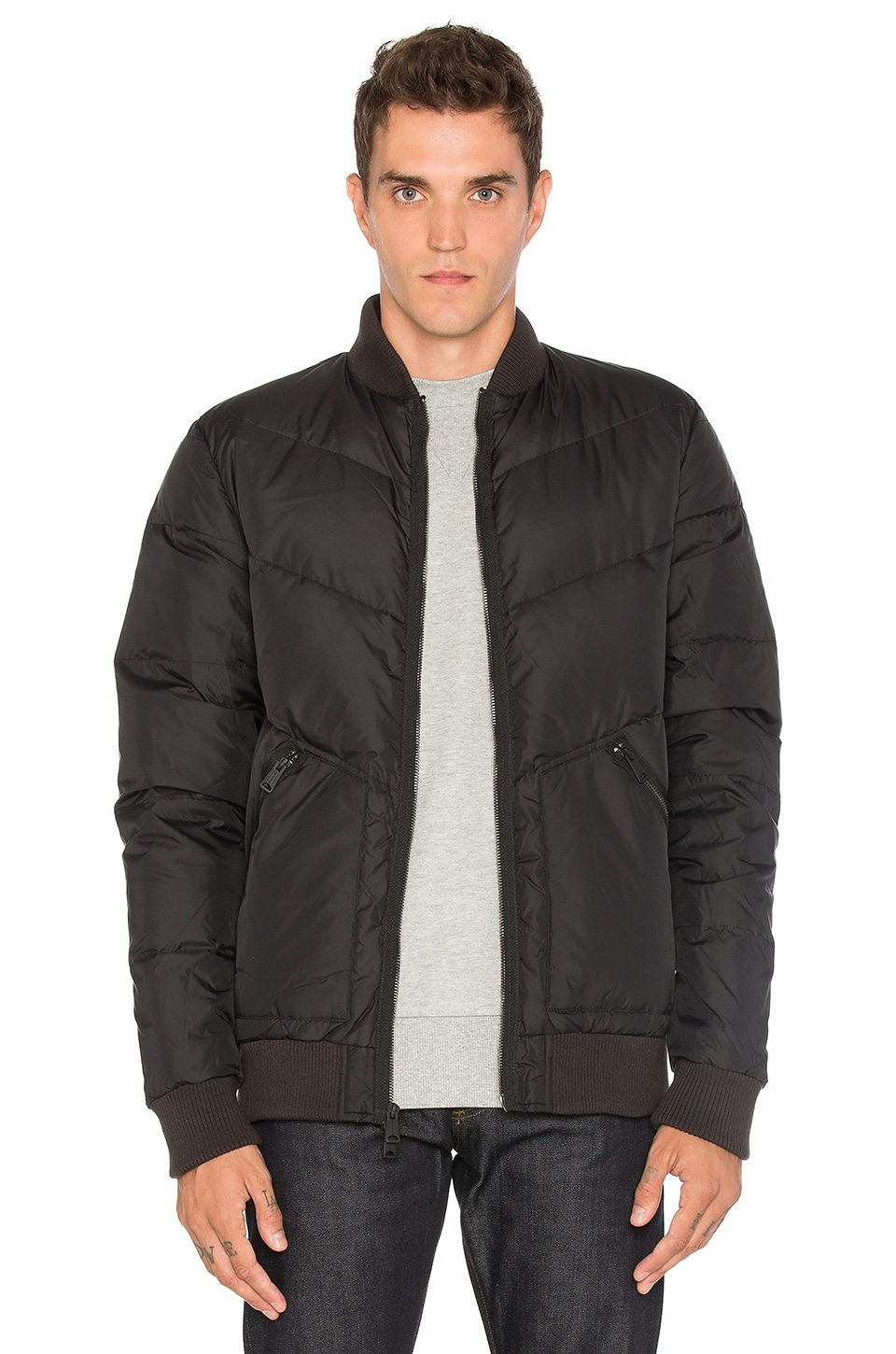 Vanleer Down Insulated Bomber by Penfield