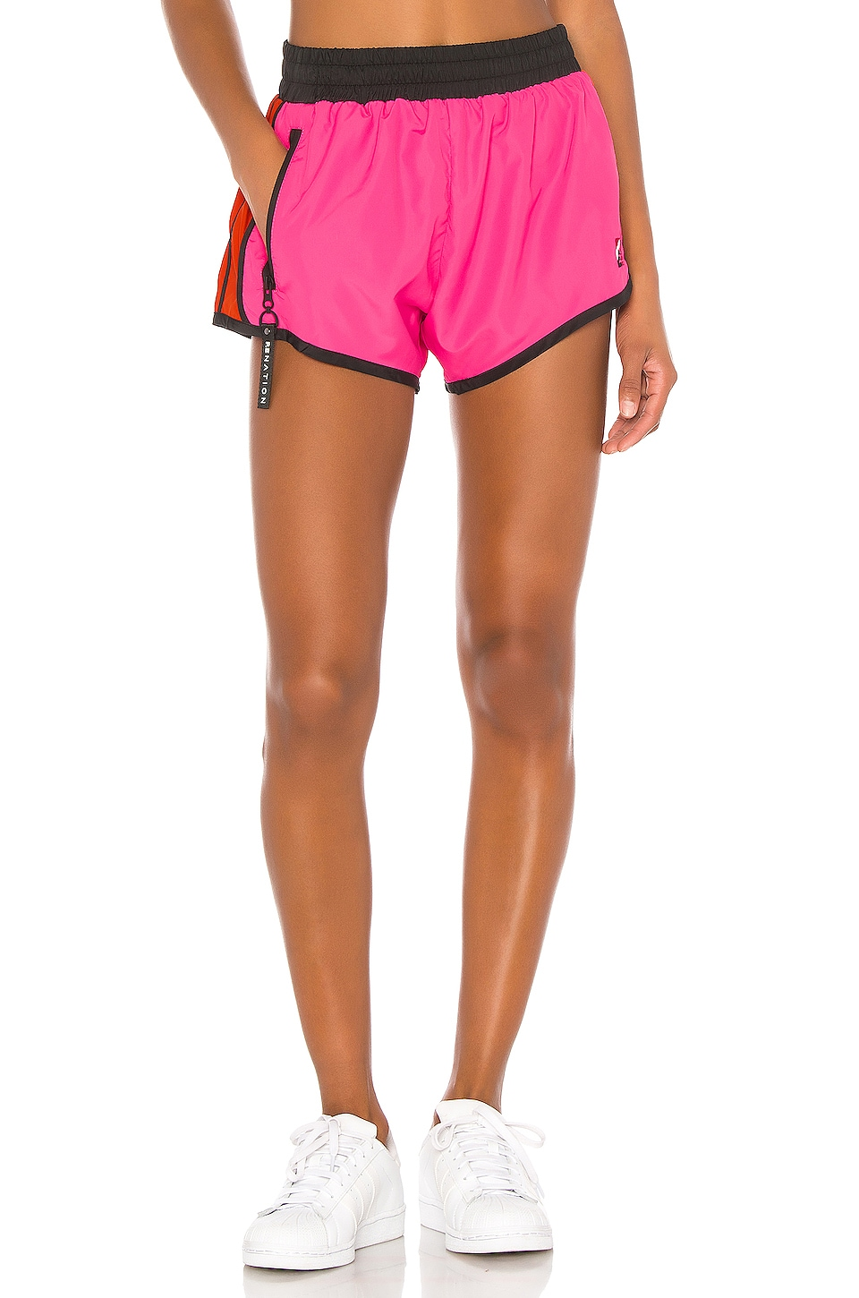 P.E Nation Saber Short en Pink
