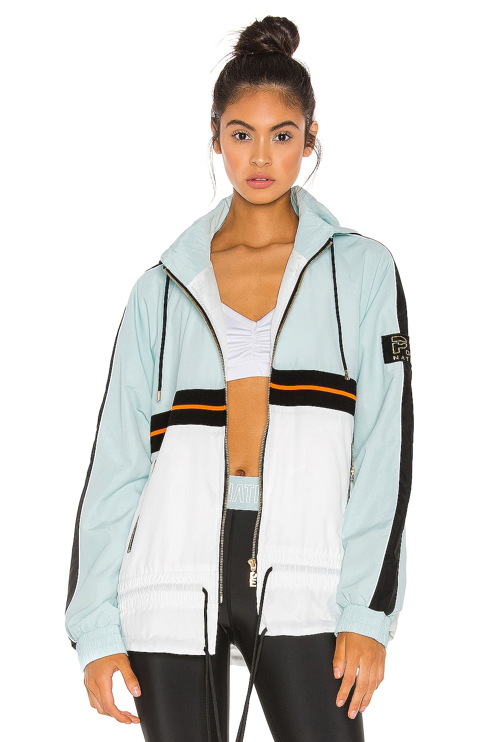 P.E Nation Man Up Jacket in Blue