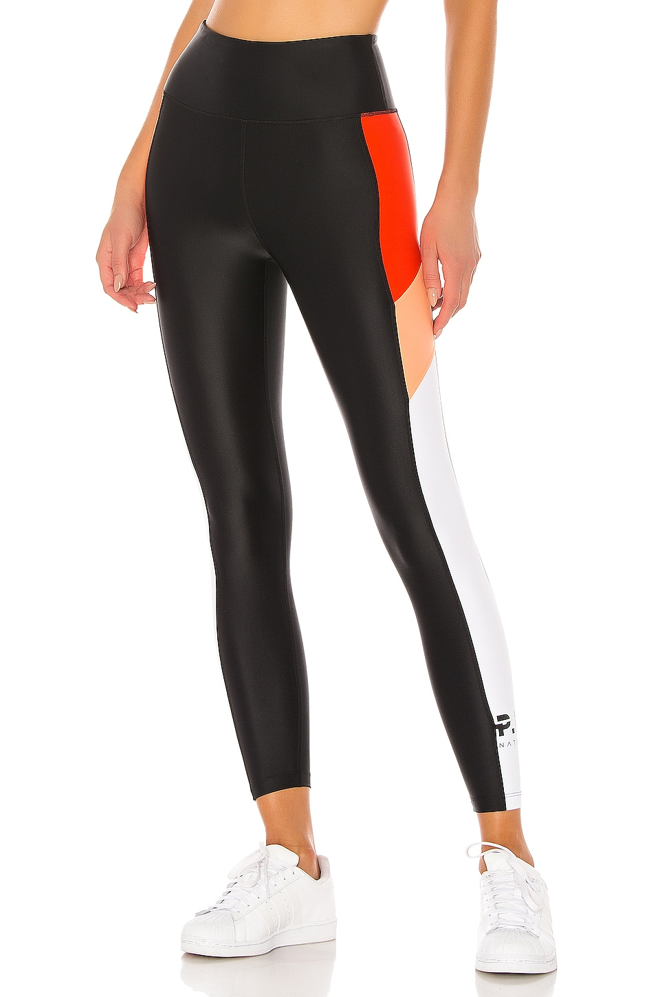 P.E Nation First Limit Legging in Black