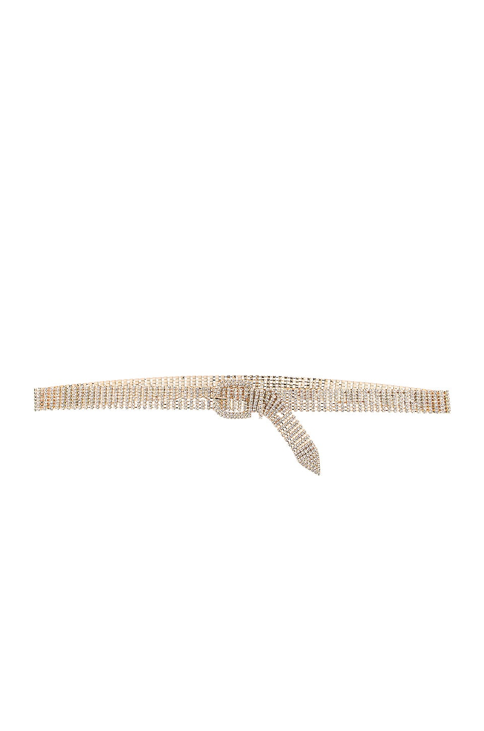 petit moments Showgirl Belt in Gold