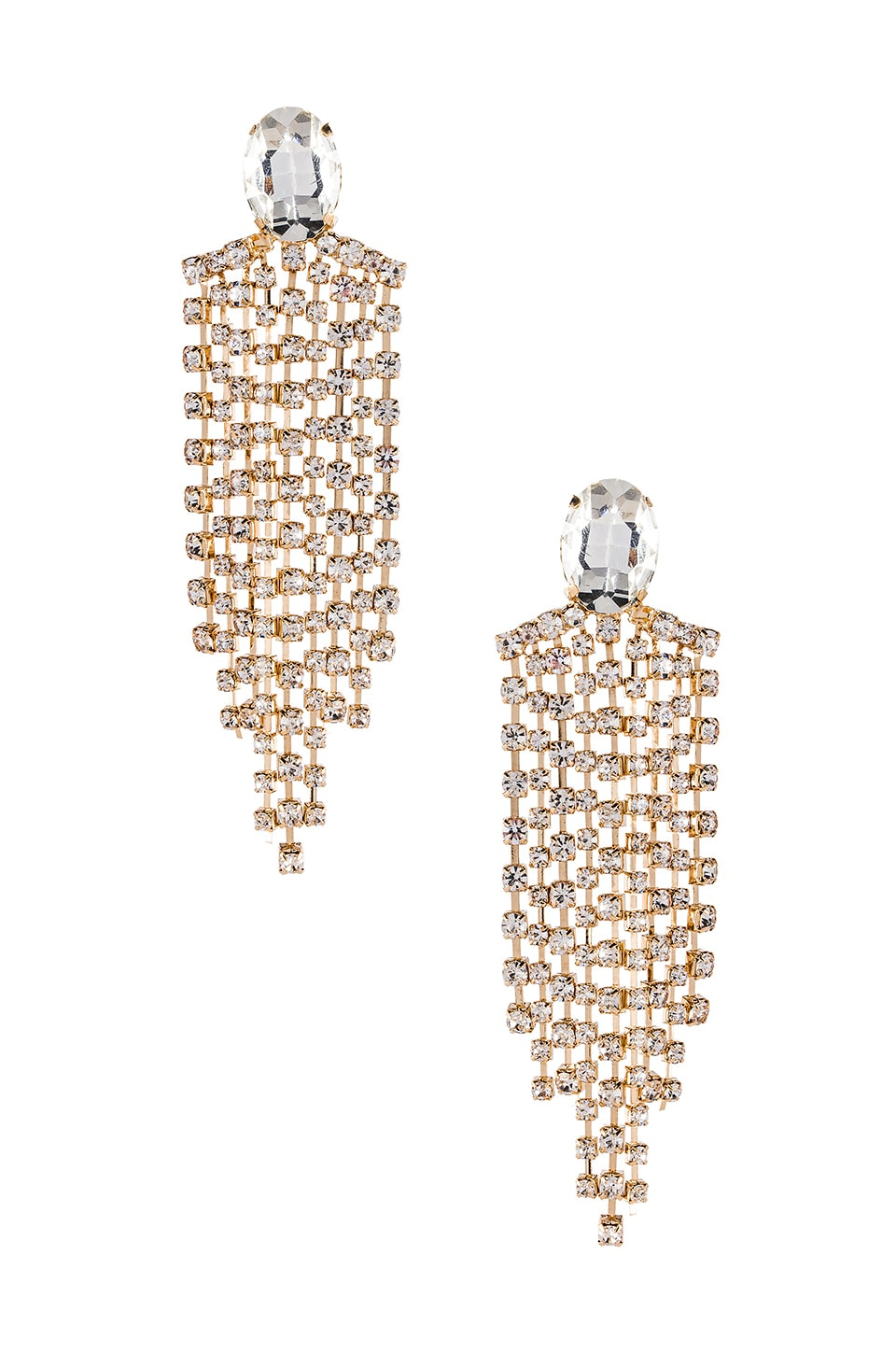 petit moments Gilda Earrings in Gold