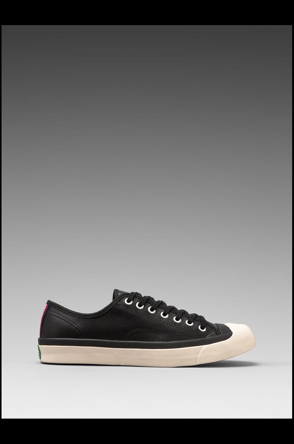 PF Flyers All Court Leather in Black