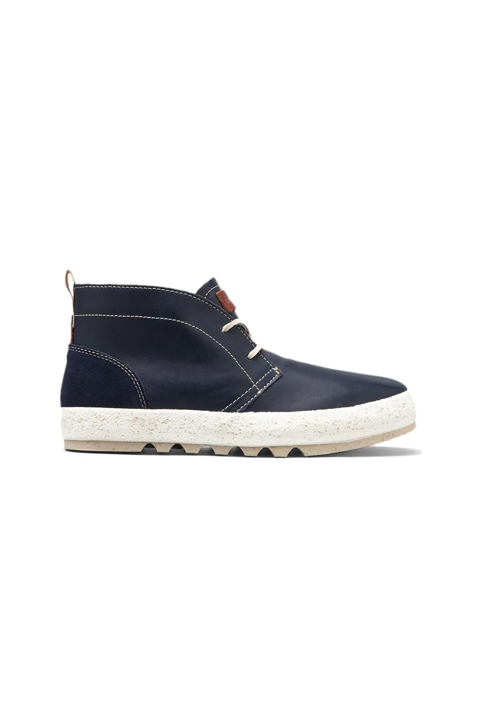 PF Flyers Beeson Chukka in Navy