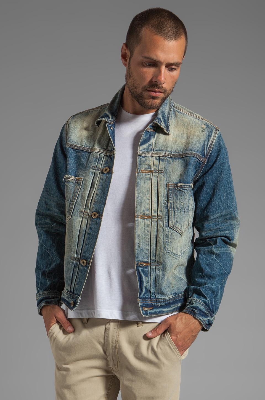 PRPS Goods & Co. Denim Jacket in Light