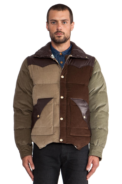 PRPS Goods & Co. Patchwork Jacket in Multi