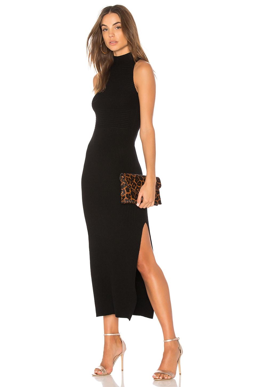 n:PHILANTHROPY Jules Dress in Black Cat