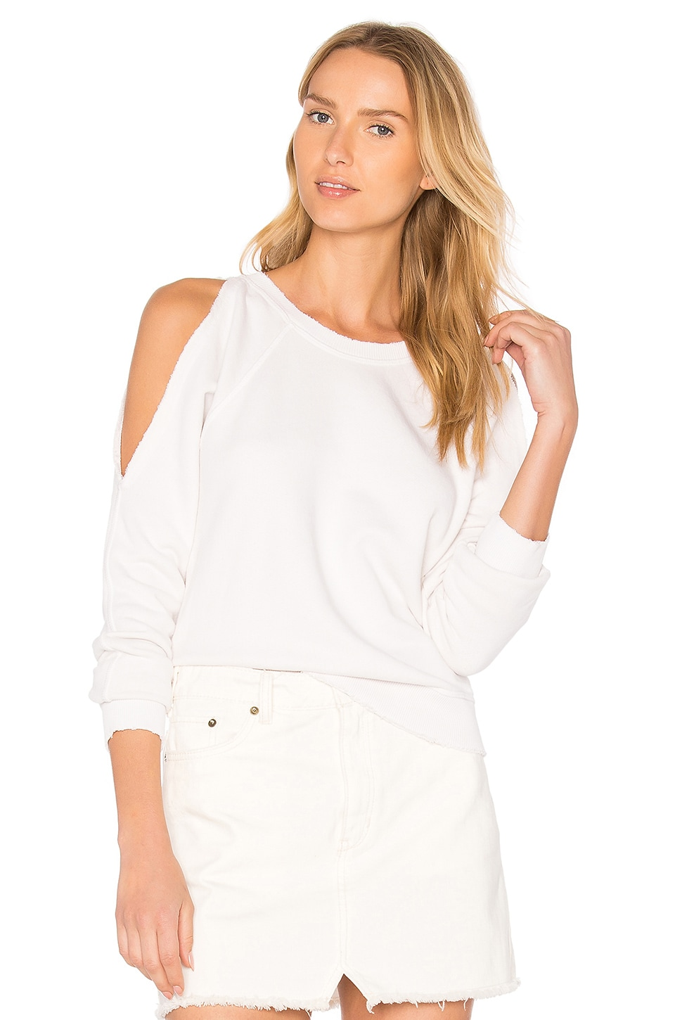 Star Cut Out Top by n:PHILANTHROPY