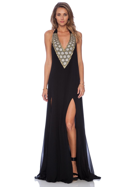 Pia pauro maxi dress