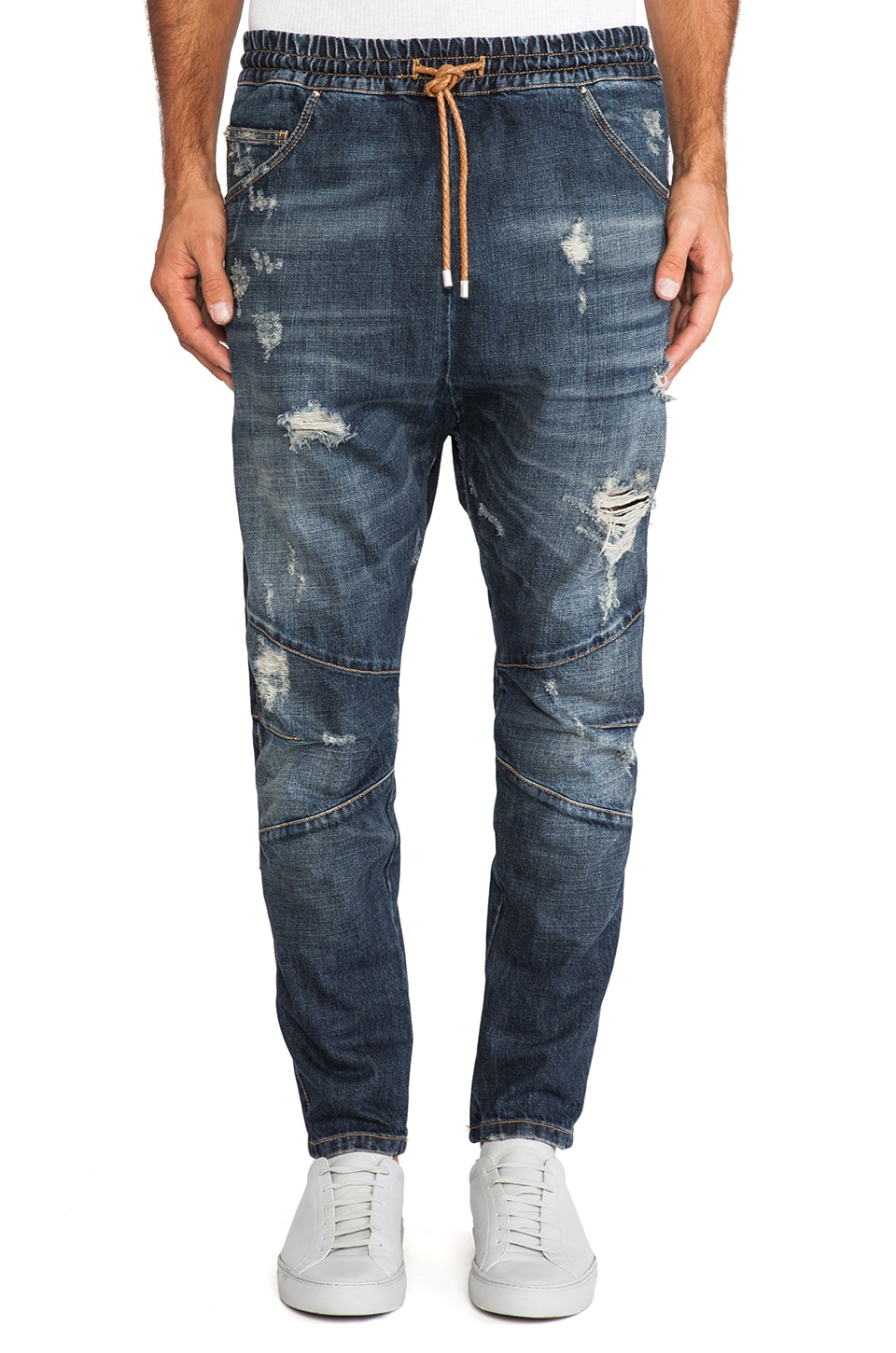 Pierre Balmain Jeans in Dark Blue