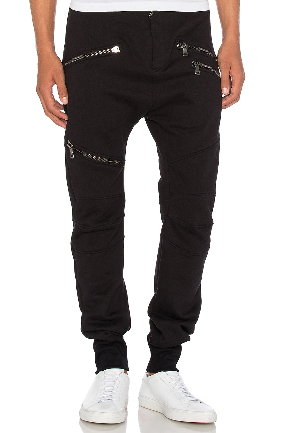 Sweatpants by Pierre Balmain
