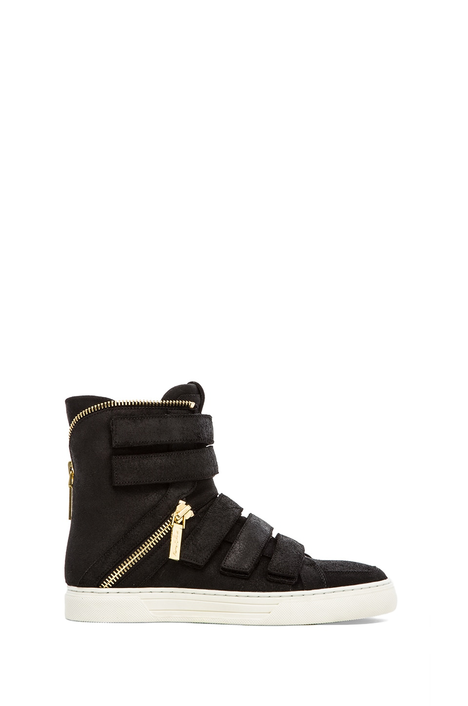 Pierre Balmain Sneaker in Black