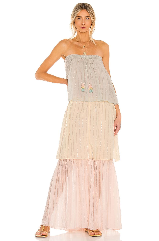 PQ Briar Dress in Golden Hour