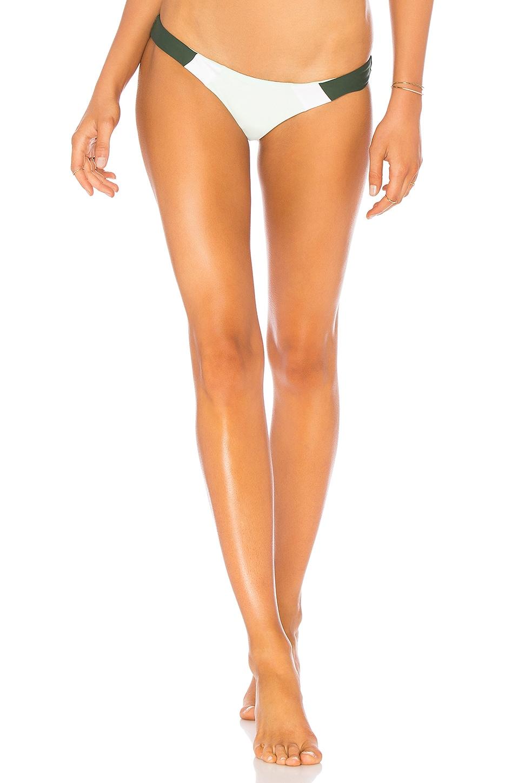 Tab Teeny Bottom by PILYQ Swimwear