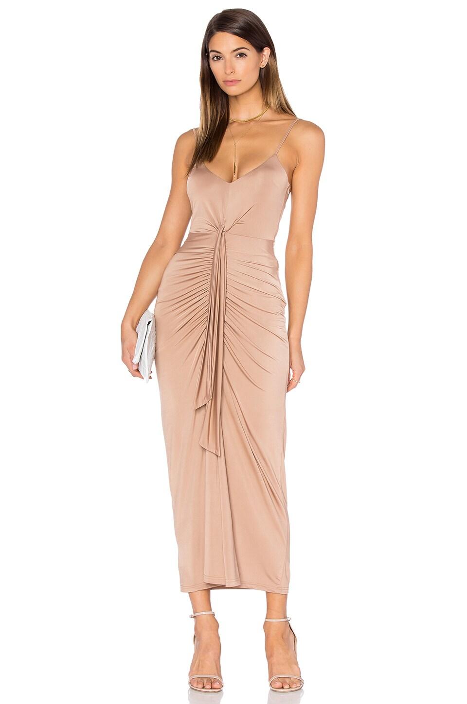 Cascade Maxi Dress