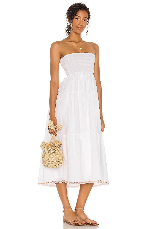 X REVOLVE Cuba Libre Dress, view 3, click to view large image.