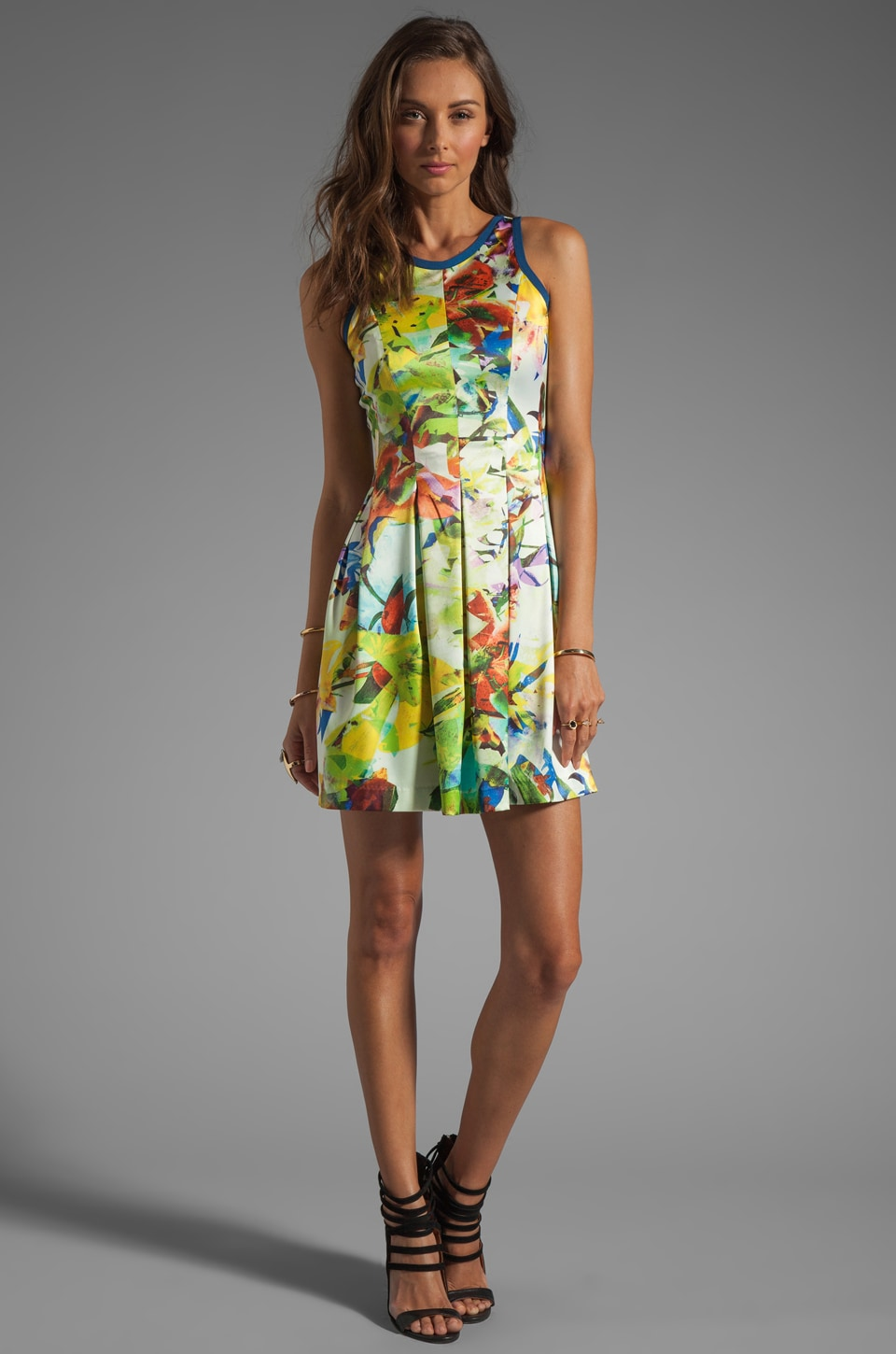 Parker Rio Dress in Tropic