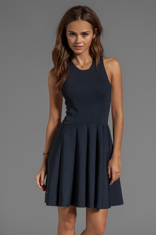 Parker Lulu Dress in Graphite
