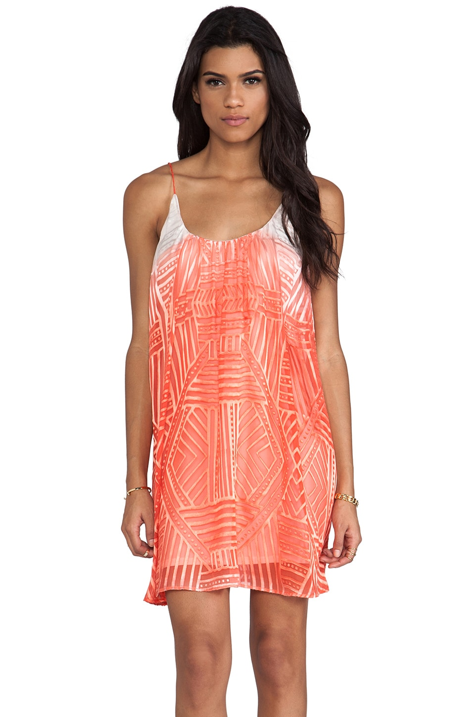 Parker Norah Dress in Key Largo
