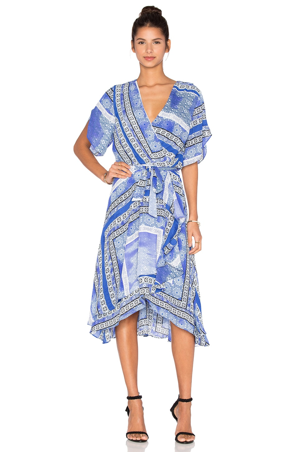 Parker Dominica Dress in Olympos