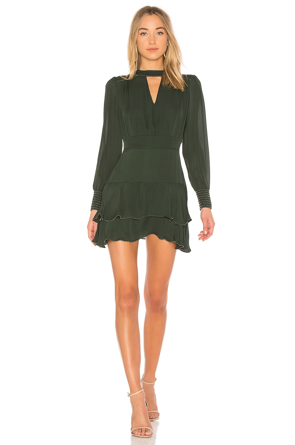 03190ae363d Parker Chrissy Mini Dress in Alphine