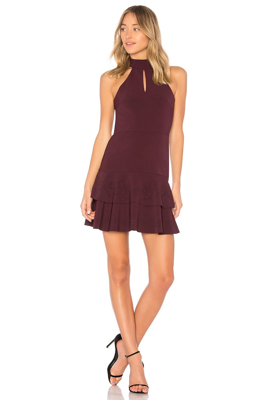 Luana Keyhole Dress