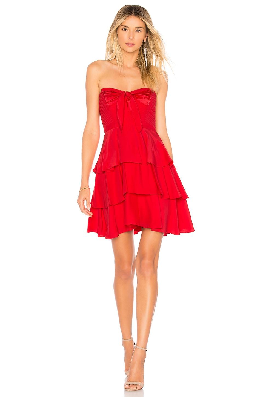 Parker Lanelle Dress in Strawberry