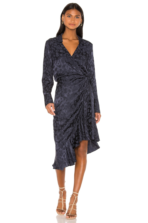 Parker Marin Dress in Skylark