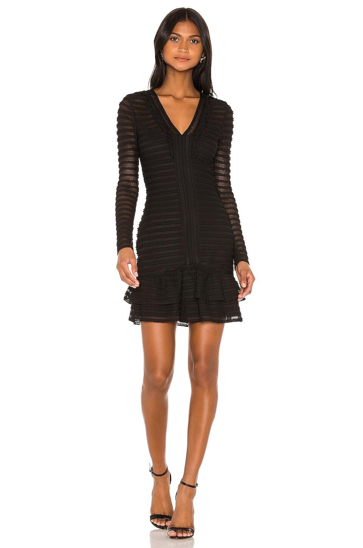 Parker Cozumel Dress in Black