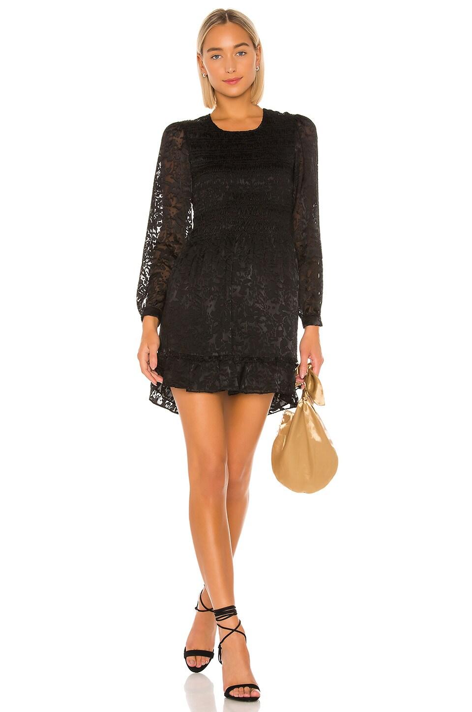 Parker Inez Dress in Black