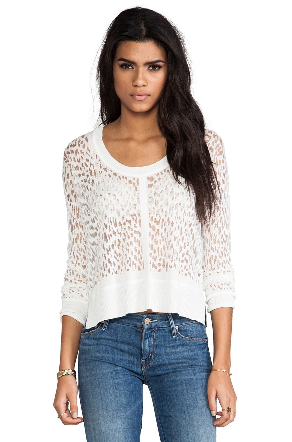 Parker Rubina Sweater in Cream