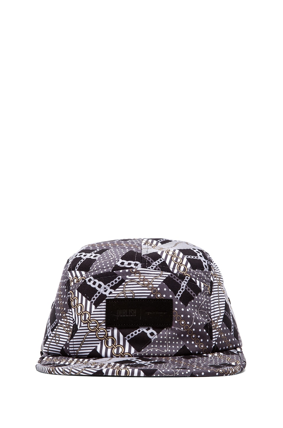 Publish Nestor Hat in Black