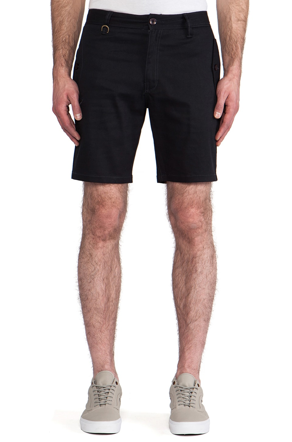 Publish Gavin Shorts in Navy