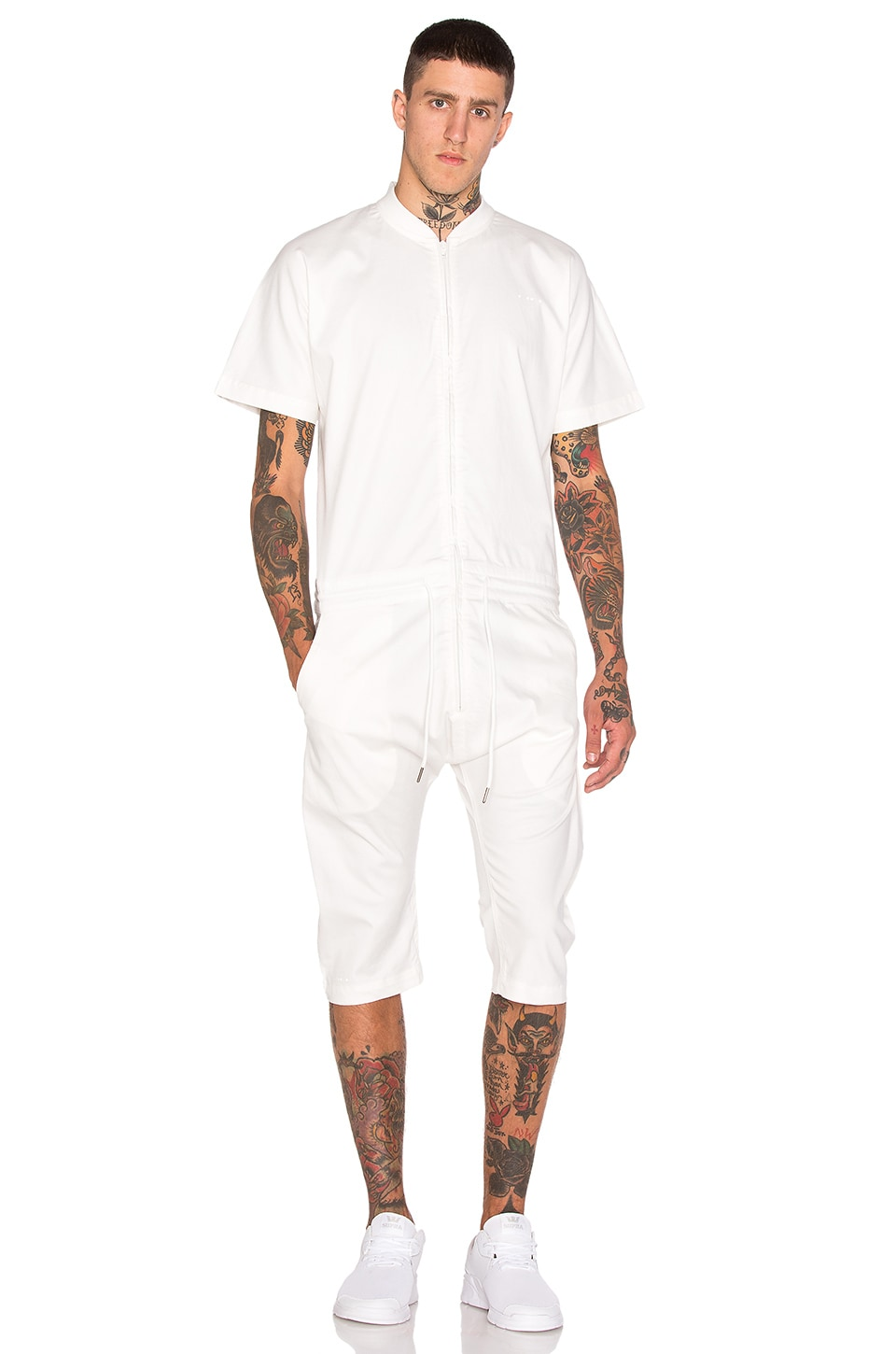 Fashion 2017 man - Publish Mono Ghost One Piece In White Revolve