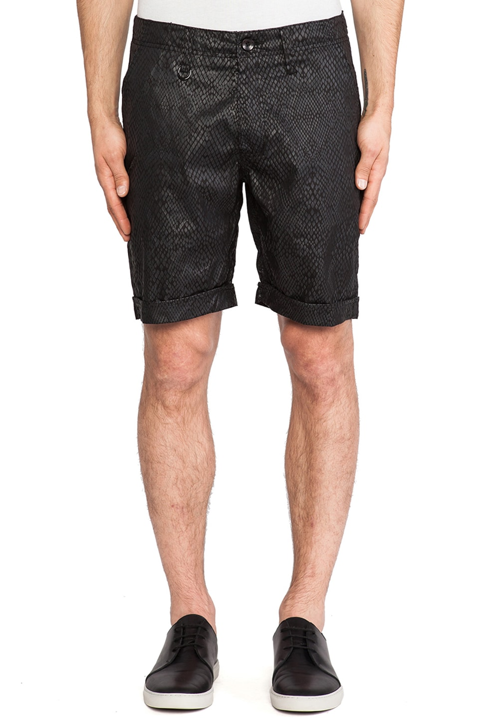 Publish Spokane Shorts in Black