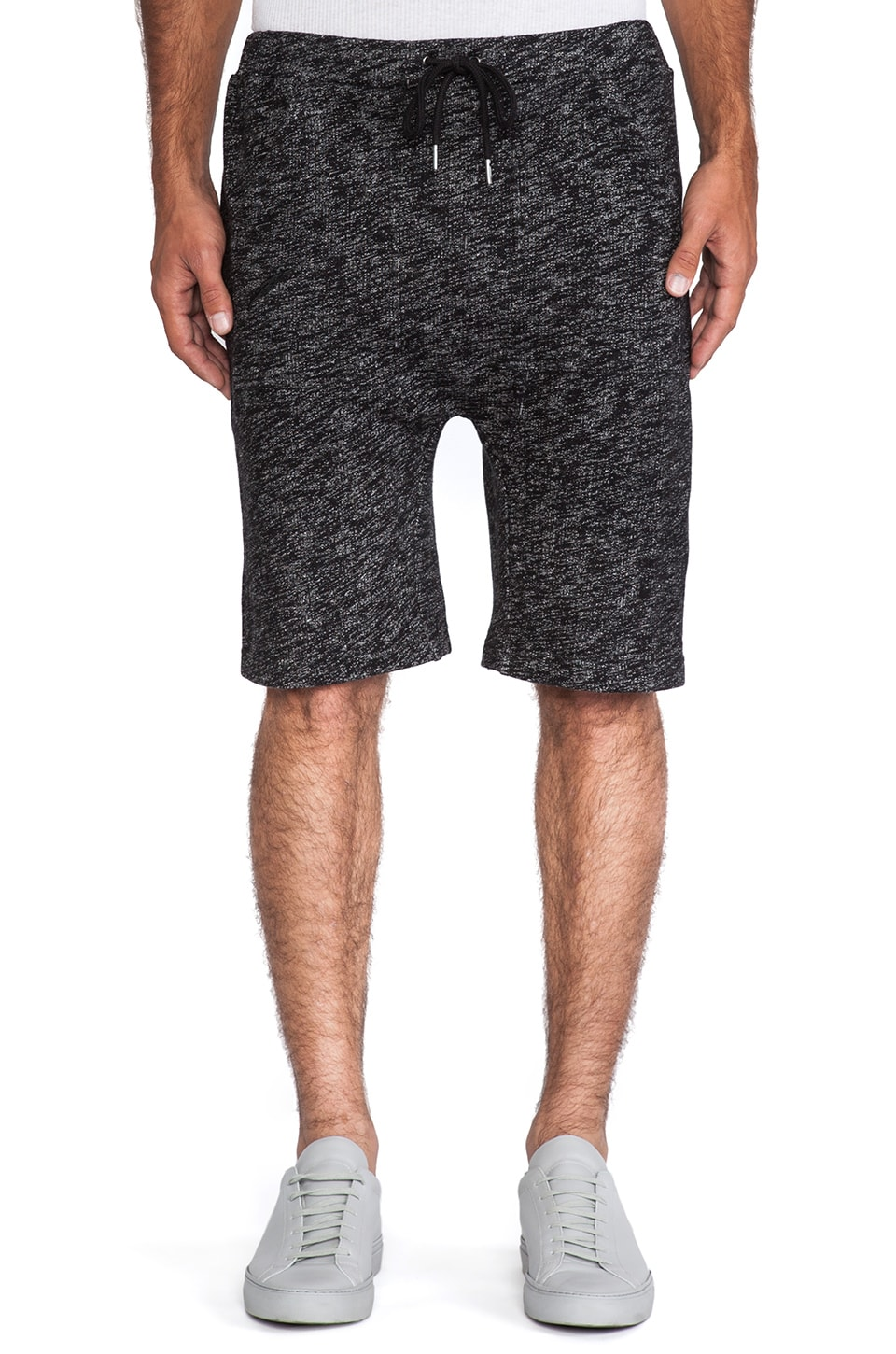 Publish Chase Short in Black