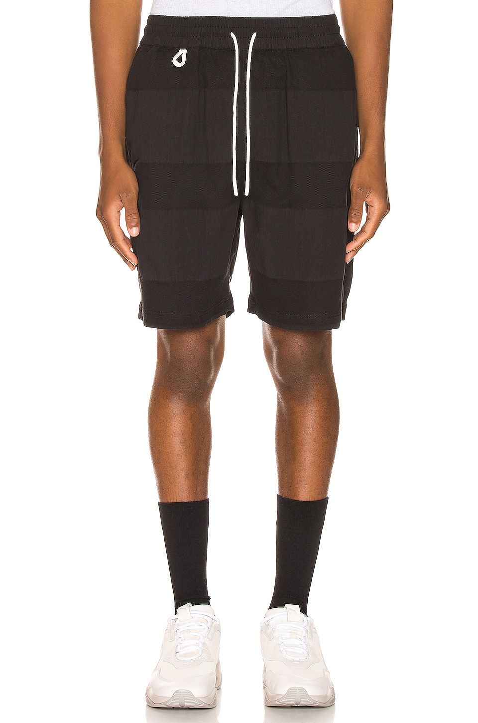 Publish Alf Shorts in Black