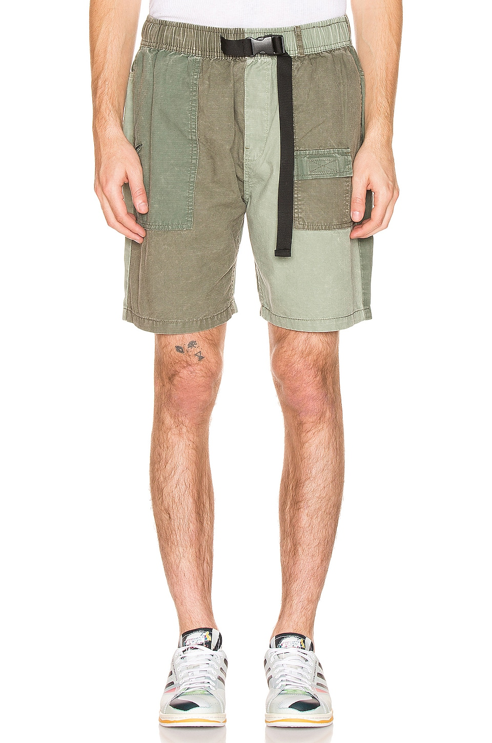 Publish Art Shorts in Olive